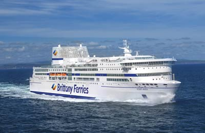 Brittany Ferries Fret