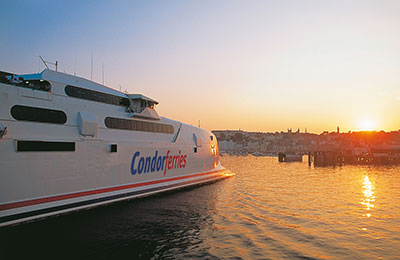 Condor Ferries Fret
