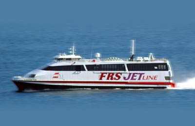 FRS Fret Ferry
