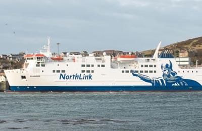 Northlink Ferries Fret