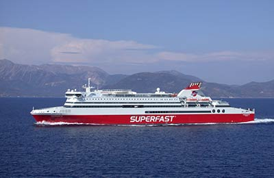 Superfast Ferries Fret