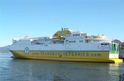 Transmanche Ferries Fret