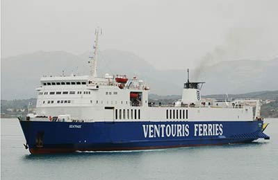 Ventouris Ferries Fret