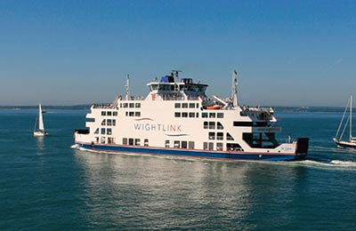 Wightlink Ferries Fret